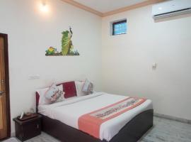 OYO 11743 Hotel Shree Krishna, Удайпур (рядом с городом Dakan Kotra)