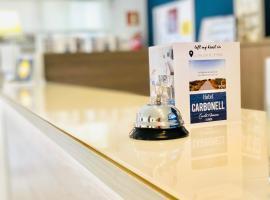 Hotel Carbonell, Llança