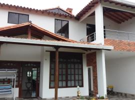 Villa Natalia, Piedecuesta (Los Curos yakınında)