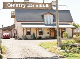 Country Barn B and B, Stirling (Raymond yakınında)
