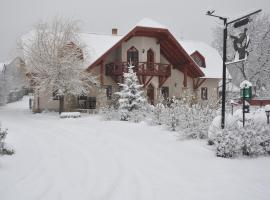 Berek Fogadó, Mátranovák (рядом с городом Bárna)