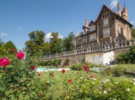 Le Manoir d'Alice, Parentignat (рядом с городом Saint-Rémy)