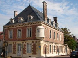 Maison de l amiral, Entrains-sur-Nohain (рядом с городом Couloutre)