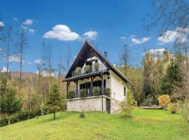 Three-Bedroom Holiday Home in Kuzelj, Kuželj (рядом с городом Gašparci)