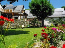 Gite Auberge La Soulan, Cathervielle (рядом с городом Garin)