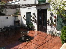 Magnífica Casa junto a Granada y Sierra Nevada, Уэтор-Вега