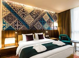 Mercure Almaty City Center