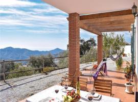 Three-Bedroom Holiday Home in Canillas de Albaida, Canillas de Albaida
