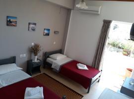 Hotel Diros, Pirgos Dhirou (рядом с городом Kambinára)
