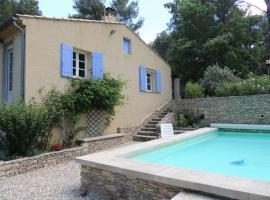 Villa Les Collinettes, Faucon