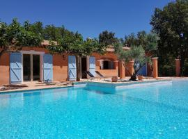 Hluxury Appartment With Pool Near Sainte Maxime 1, Trans-en-Provence (рядом с городом Лез-Арк-сюр- Аржан)