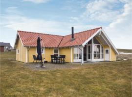 Three-Bedroom Holiday Home in Faaborg, Fåborg (Bøjden yakınında)