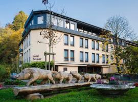 Hotel Brimer, Grundhof