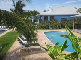 Rum N' Coke a Nut - Great Abaco Club, Marsh Harbour (Great Guana Cay yakınında)