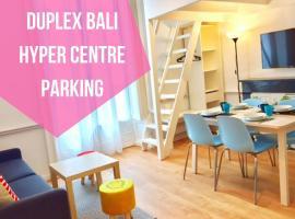 Duplex Bali Hyper Centre