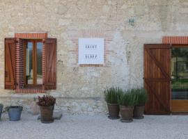 Maison d'hôtes Saint Alary, Lavaur (рядом с городом Magrin)
