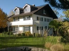Apartment Schreyegg, Seefeld (Weßling yakınında)