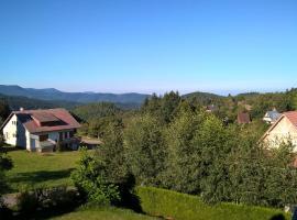appartement au vert près de Colmar, Лабарош (рядом с городом Труа-Эпи)