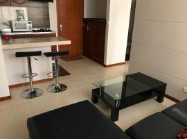 Apartamento entero privado en Unicentro