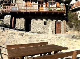 Casa Ragno, Villa di Tirano