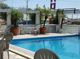 Hotel Aragosta, Salinas