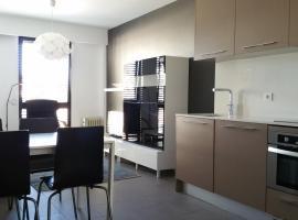 Apartamento Pobra, Pobra do Caramiñal (Entrerrios yakınında)
