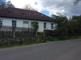Ubytování U Lva, Žirovnice (Počátky yakınında)