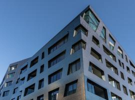 Modern Apartments in Sapphire by D. Libeskind