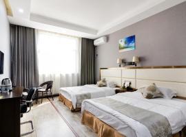 Changle Garden Apart Hotel, Xianqi (Pengchen yakınında)