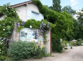 Chambres d'hôtes du Jardin Francais, Ermenonville (рядом с городом Versigny)
