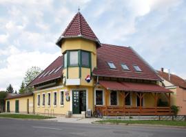Alíz Vendégház, Békéscsaba (рядом с городом Szabadkígyós)