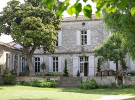 Maison Le Sèpe, Сент-Радгонд (рядом с городом Listrac-de-Durèze)
