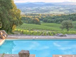 Valdonica Winery & Vineyard Residence, Sassofortino (Roccatederighi yakınında)