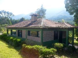 El Amoladero, Villa de Leyva (Arcabuco yakınında)