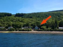 Trefoil Holiday Home, Strachur