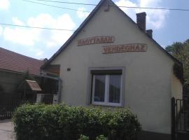Nagytabán Vendégház, Bajna (рядом с городом Nagysáp)
