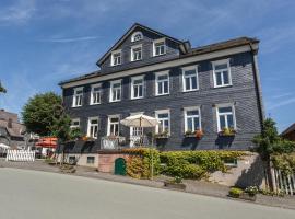 Hotel Alte Schule, Bad Berleburg (Meckhausen yakınında)