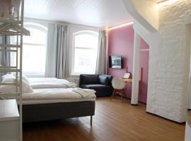 Place to Sleep Hotel Rauma, Раума