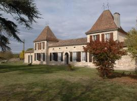 Château Le Guit, Grignols (рядом с городом Ruffiac)