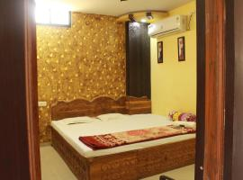 The Hotel Maharana, Chikhaldara (рядом с городом Kātkūmbh)