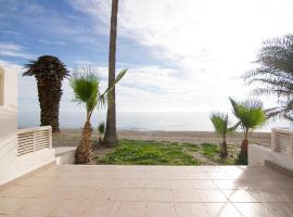 Bungalow a pie de playa en Aguadulce