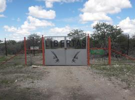 Libertas Game Farm, Ozongaka