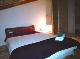 Wooden room, Olbia (Murta Maria yakınında)