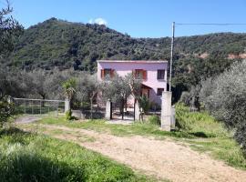 Hidden House in Nature, Zounákion (рядом с городом Xirokámbion)