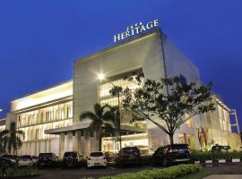 Java Heritage Hotel Purwokerto, Purwokerto (рядом с городом Bumiayu)