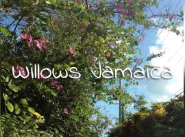 Willows Estate, Saint Ann's Bay (Claremont yakınında)