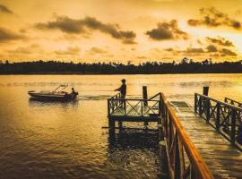 Manjaly Backwater Resort, North Paravur