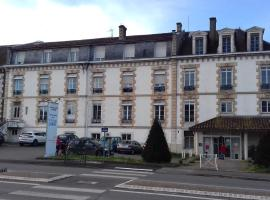 Hôtel Labat anciennement clinique Labat, Ортез (рядом с городом Sallespisse)