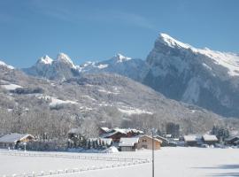Residence des Neiges, Morillon