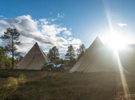 Luxury Teepee Camp